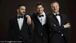 Logo The Italian Tenors