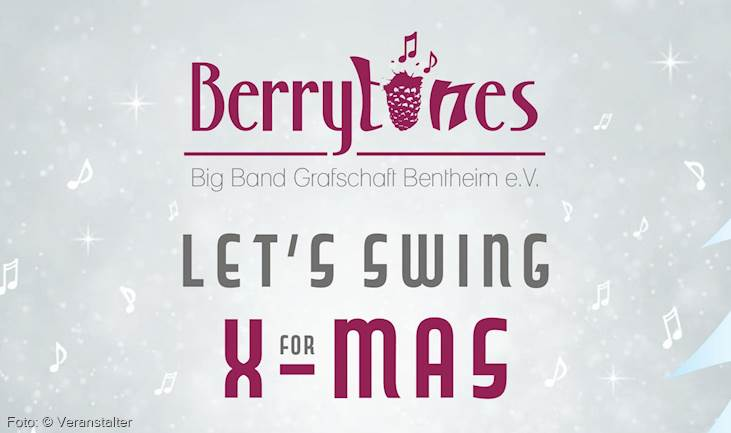 Let´s swing for Xmas - Berrytones Big Band