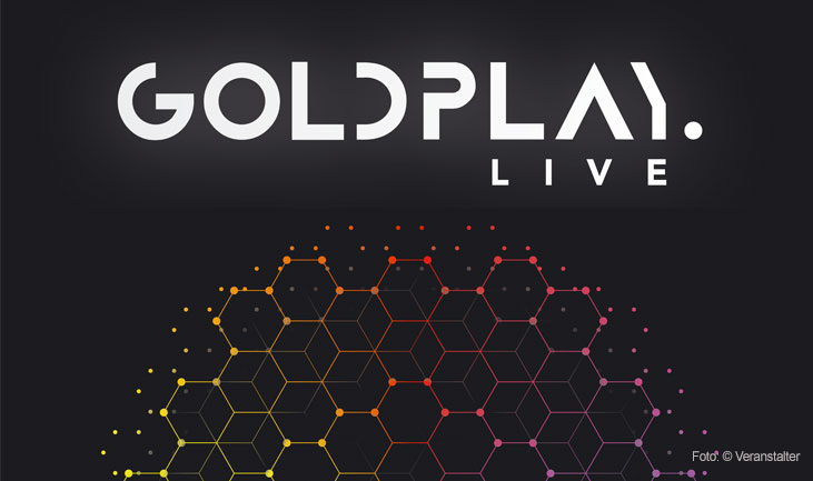 GOLDPLAY LIVE : A head full of dreams a tribute to Coldplay