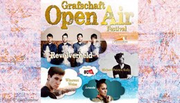 Logo GRAFSCHAFT OPEN AIR