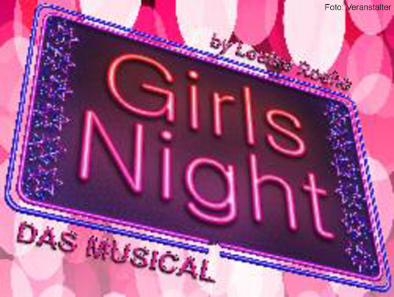 Girls Night Logo