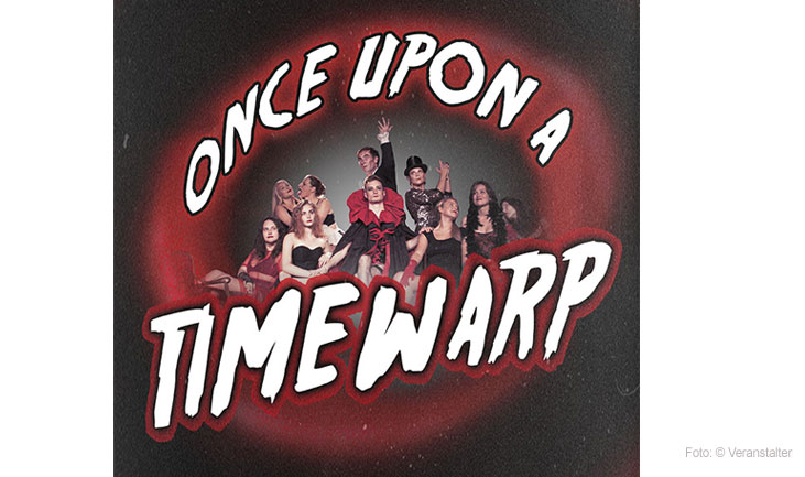 Once upon a time warp