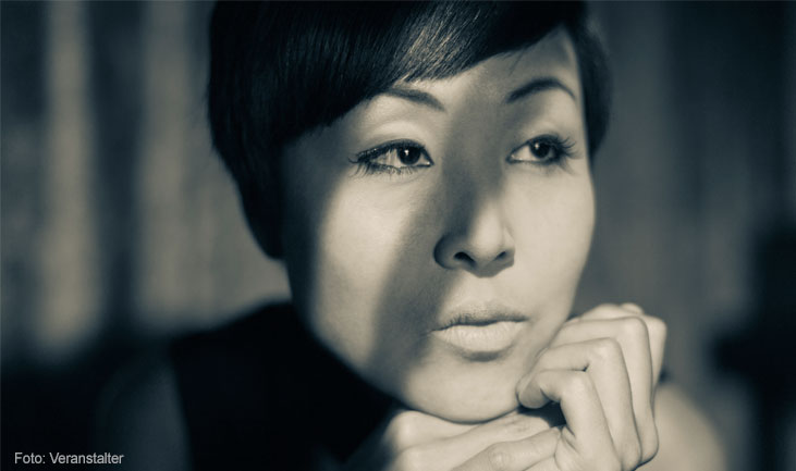 Portrait Gee Hye Lee