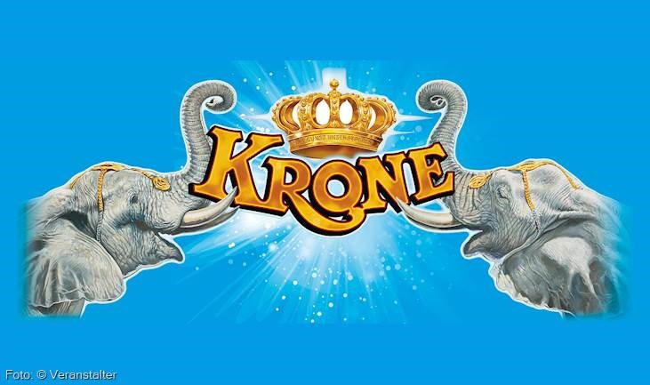 Lazy Logo Circus Krone: EVOLUTION