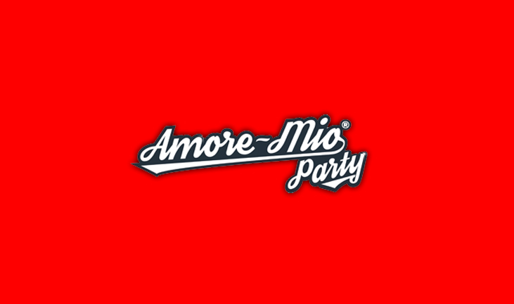Amore-Mio Party Logo