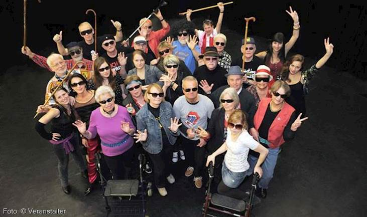 The Rock`n Rollator Show